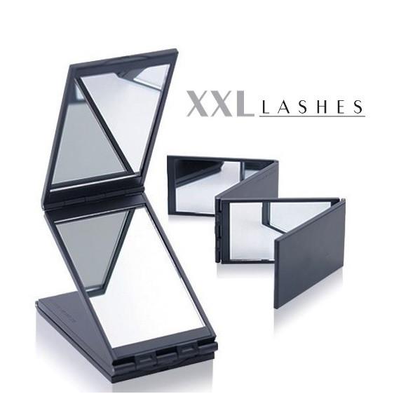 Espejo de aumento plegable de 4 caras – el efecto Wow está garantizado