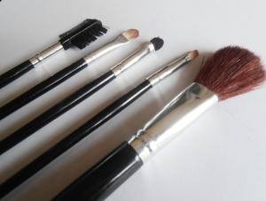 Juego de pinceles cosméticos de 5 piezas
