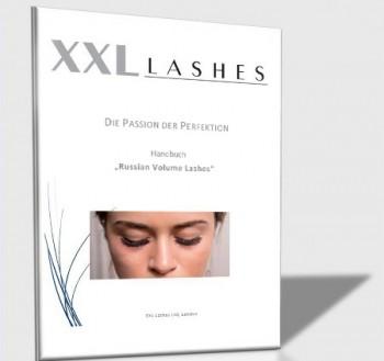 Manual de formación XXL Lashes: Técnica de aplicación de pestañas de volumen ruso
