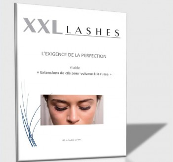 "XXL Lashes Expert Workshop mit ""Russian Volume""-Training Francés/archivo pdf"