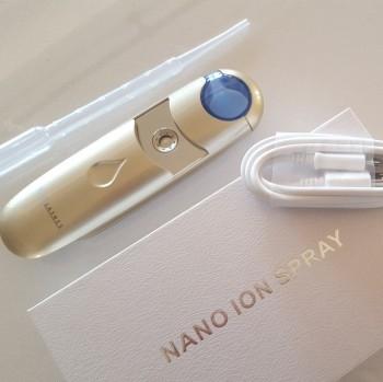 NanoSprayer – fina nebulización que seca el adhesivo mucho más rápido …. oro