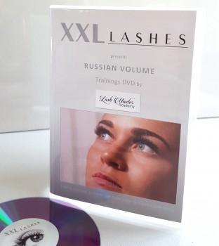 """Trainings-DVD: """"Volumen ruso"""" - la reina de las disciplinas, por fin en un curso online"""