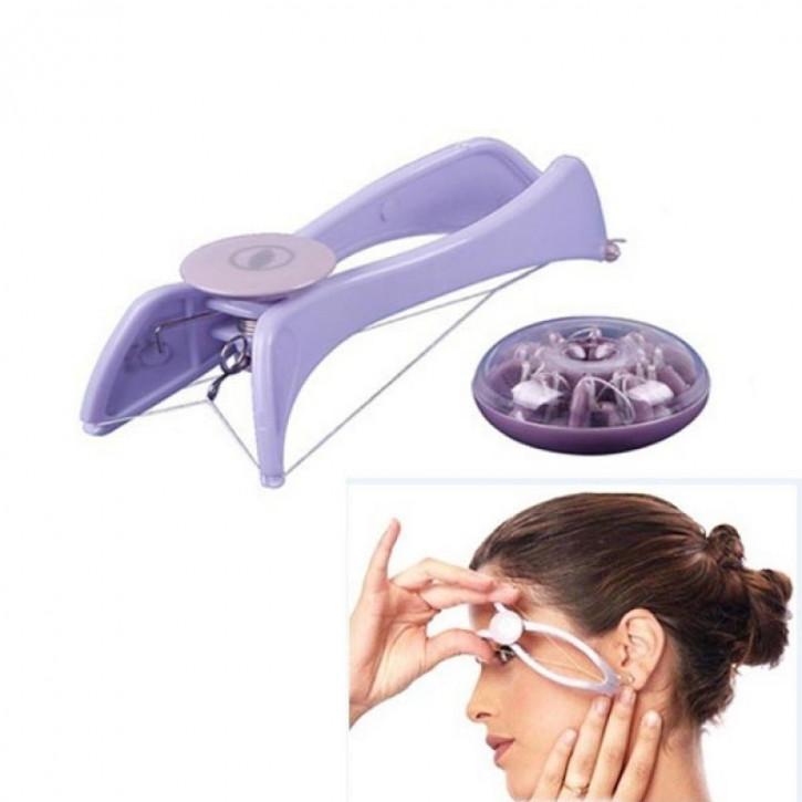 Epily - Hair Threader, Depilador con hilo para la eliminación natural de vello