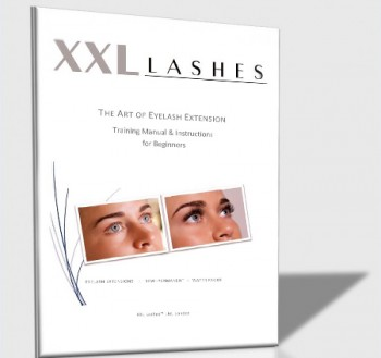 "XXL Lashes Expert Workshop mit ""Russian Volume""-Training Inglés/archivo pdf"