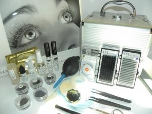XXL Lashes Design Kit de alto valor - plata