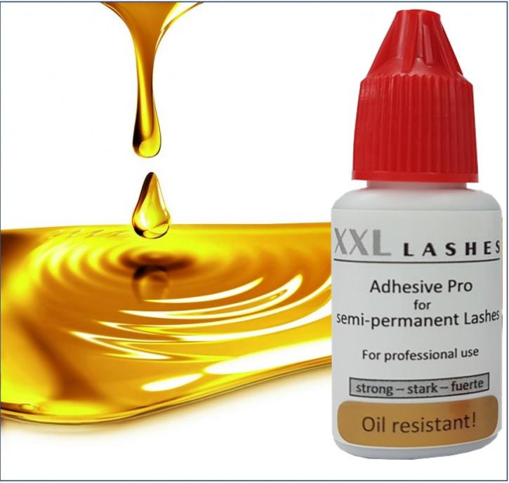 "Adhesivo XXL Lashes ""Pro"" - resistente al aceite, a prueba de agua, vegetariano"