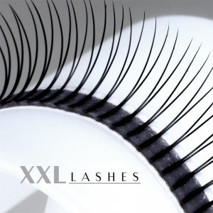 Pestañas Y - 320 uds | 0,20 mm de espesor | de 12 mm de longitud | C-Curl