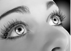 Foto grande  - Estos ojos no pasan desapercibidos