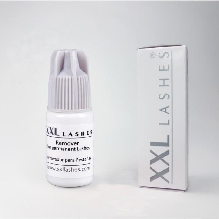 XXL Lashes Gel Removedor para extensiones de pestañas, elimina suavemente las extensiones de pestañas sin gotear, 5 ml