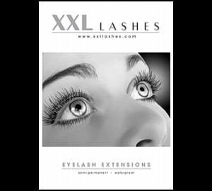 1 cartel XXL Lashes, A3 + A2 light