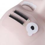 3 almohadillas de silicona, reutilizables, flexibles, lavables, alta adherencia, almohadilla antideslizante, bandejas para frente, almohadilla de pestañas