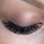 Pestañas de visón de 100 % valioso pelo natural, largo de 7—15 mm
