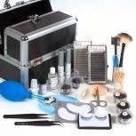 XXL Lashes Design Kit para de extensiones de pestañas con muchas accesorios