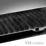 Pestañas Ellipse Flat, Slim Lashes / C- & D-Curl / 0.15-0,20 mm / caja con longitudes mixtas 7-13 mm