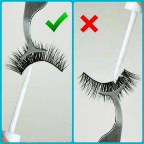1ml de pegamento para pestañas de tira y cejas artificiales