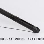 Innovador roller eyelinar, pizzaroller eyeliner, delineador de ruedas de rodillo